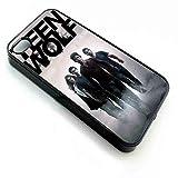 Teen Wolf-Tyler Pose, Iphone Case (iPhone 6s plus black)