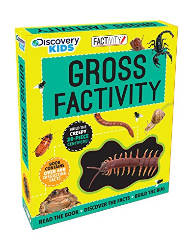 Discovery Kids Gross Factivity Kit