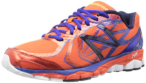 New Balance M1080 - Zapatillas de running para hombre Ro Red/Blue 4