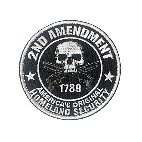 Tactical Patch - 2ND AMENDMENT - Th American Sniper