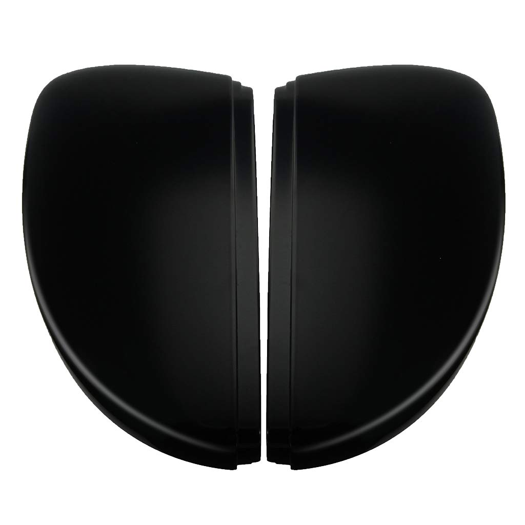 gazechimp Rearview Wing Mirror Cover Trim For VW For Beetle For Jetta