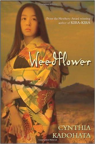 Amazon.com: Weedflower (9781416975663): Kadohata, Cynthia: Books