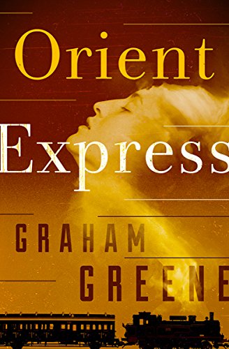 Orient Express Graham Greene ebook product image