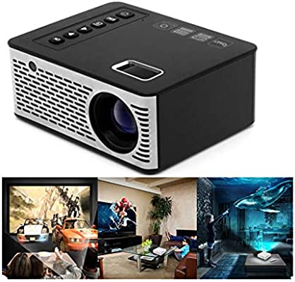 Mini Proyector De Cine En Casa Digital Theater HD 1080P LED LCD ...