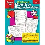 The Mailbox Book Company - Big Book of Monthly Reproducibles - Grade 1