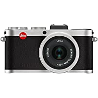 Leica 18452 X2 16.5MP Compact Camera with 2.7-Inch TFT LCD (Silver)