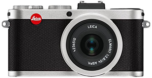 Leica 18452 X2 16.5MP Compact Camera with 2.7-Inch TFT LCD