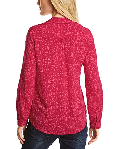 Cecil Red Donna 21198 Rosso Blusa Salsa rqIxCprAw