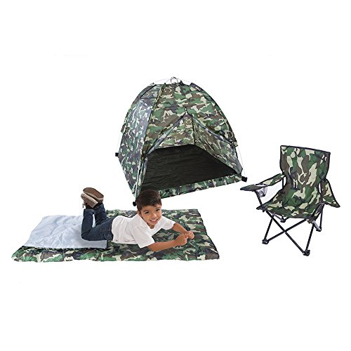 Pacific Play Tents Green Sleeping product image