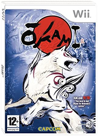 Okami (Wii): Amazon co uk: PC & Video Games