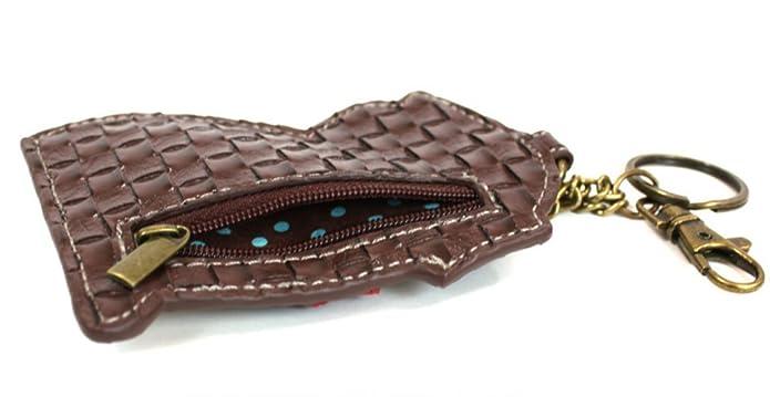 Amazon.com: Chala cartera/llavero (Carlino): Shoes
