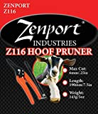 Zenport Z116 Hoof and Floral Trimming Shear with