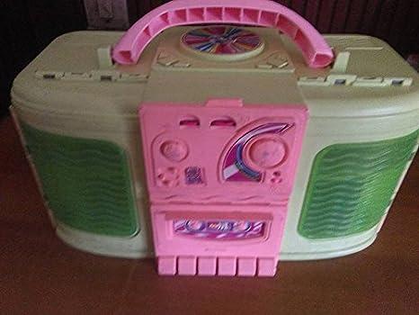 Casa Ufficio Barbie : La radio casa di barbie: amazon.it: giochi e giocattoli