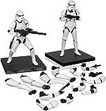 Kotobukiya Star Wars: Stormtrooper ArtFX+ Statue 2-Pack