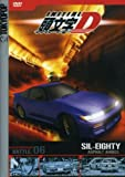 DVD : Initial D - Battle 6 - Asphalt Angels