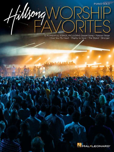 (Hillsong Worship Favorites - Piano Solo)