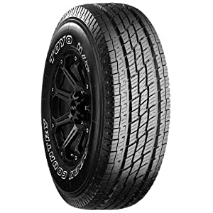 toyo open country h t all season radial tire 245 75r17. Black Bedroom Furniture Sets. Home Design Ideas