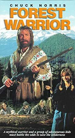 Amazon forest warrior vhs chuck norris terry kiser max forest warrior vhs publicscrutiny Image collections