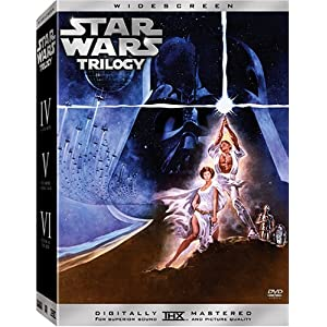 Star Wars Trilogy (Widescreen Edition Without Bonus Disc) (1980)