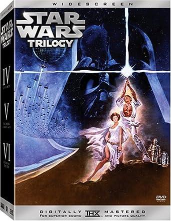 Amazon.com: Star Wars Trilogy (Widescreen Edition Without Bonus ...