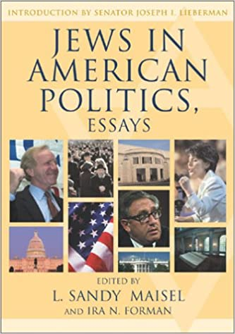 Jewish americans and political participation essay