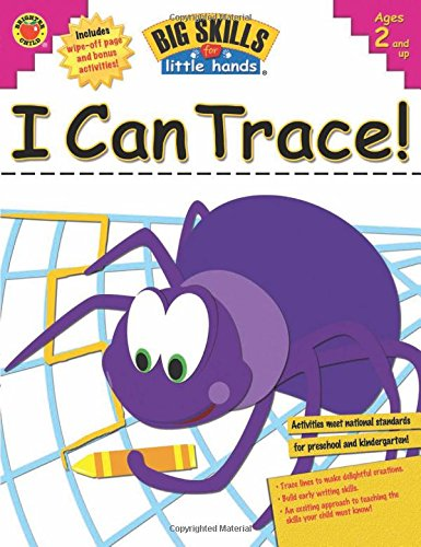 Amazon.com: I Can Trace! (Big Skills for Little Hands ...