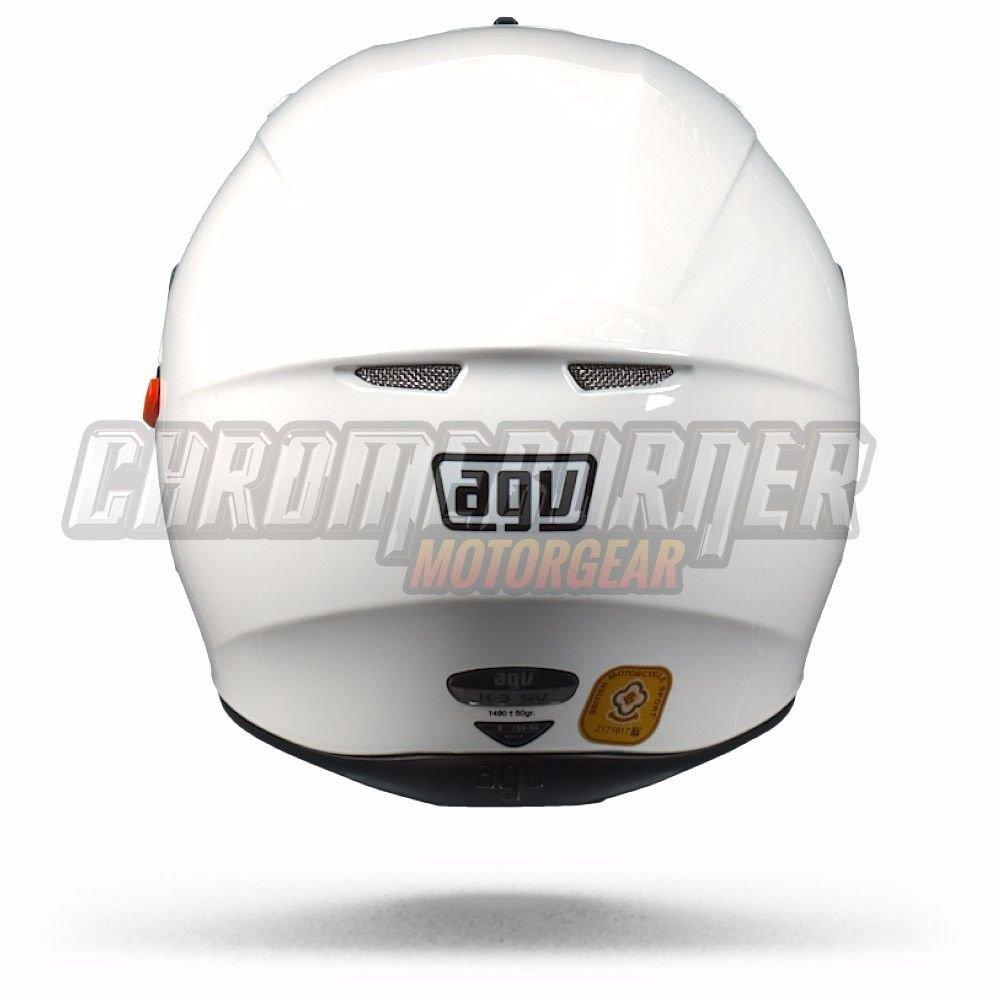 AGV K3 SV Matt Black Motorcycle Helmet