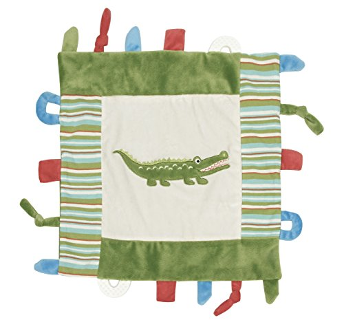 (Maison Chic Gary The Gator Multifunction Blankie )