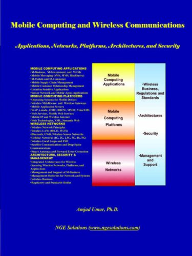 Mobile Computing And Wireless Communications: Applications, Networks, Platforms, Architectures and Security pdf epub