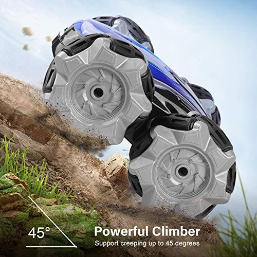 Kingbot conquer all kinds of roads drift stunt high speed drifter climbing vehicle 3+