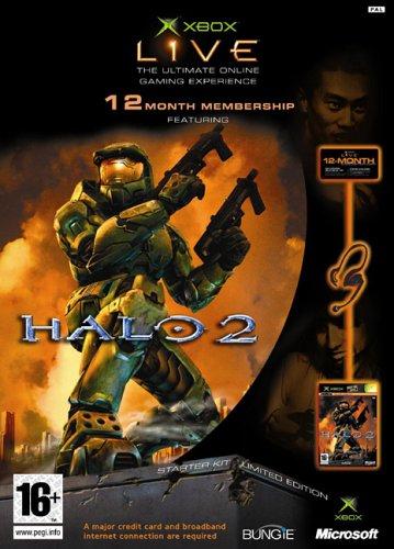 Original Xbox Live Starter Kit Halo 2 Xbox | www.pixs...