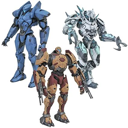 November Ajax Pacific Rim 2 7 Inch Action Figure Select Series