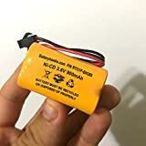 (5 Pack) ELBB001 ELB-B001 Lithonia Unitech AA900MAH