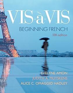 Amazon com: Listening Comprehension Audio CD to accompany Vis-a-vis