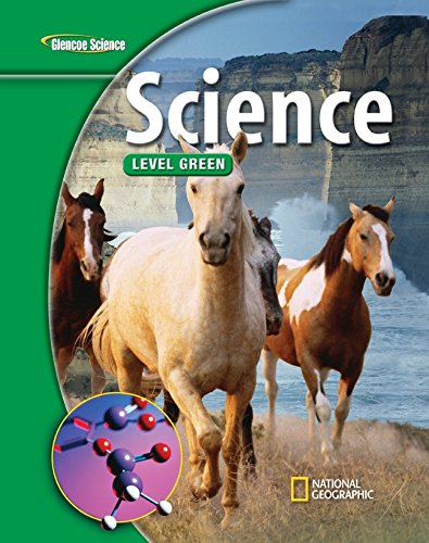 Glencoe iScience: Level Green, Student Edition (INTEGRATED SCIENCE) by McGraw-Hill Education