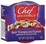 Purina Chef Michael's Canine Creations Dog Food – Beef Tenderloin Flavor, 12 Pack, My Pet Supplies