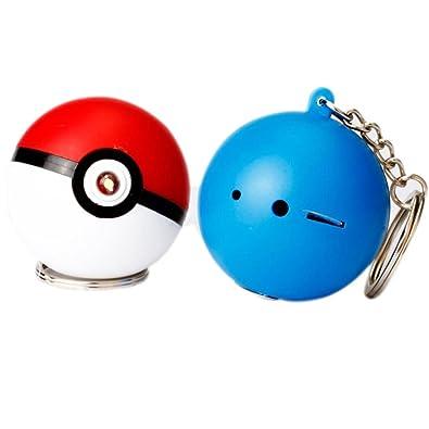 Pack de 2 piezas sonido & luz Pokemon Pokeball Master bola ...