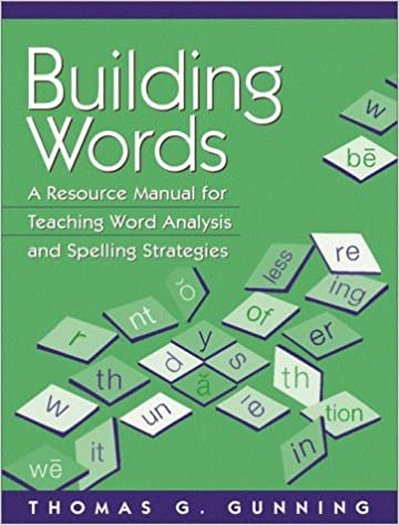 Amazon.com: Building Words: A Resource Manual for Teaching Word ...