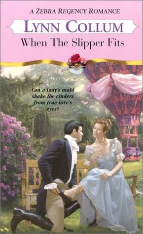 book cover of When the Slipper Fits