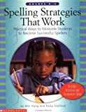 Spelling Strategies That Work, Min Hong and Patsy Stafford, 0590965751