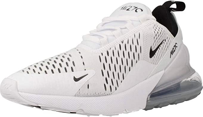 Nike W Air MAX 270, Zapatillas para Correr Mujer, White/Black/White, 41 EU: Amazon.es: Zapatos y complementos