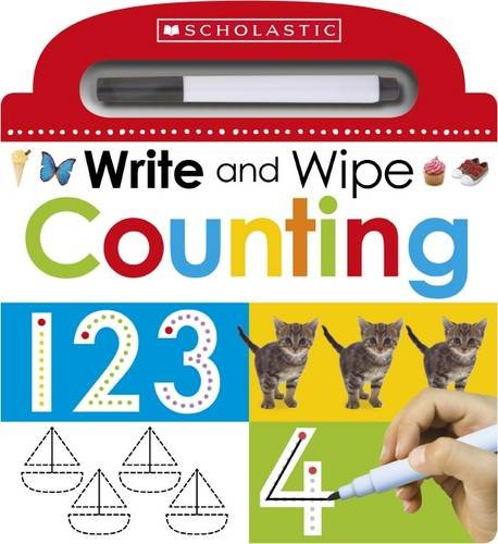 Write and Wipe: Counting (Scholastic Early Learners) pdf