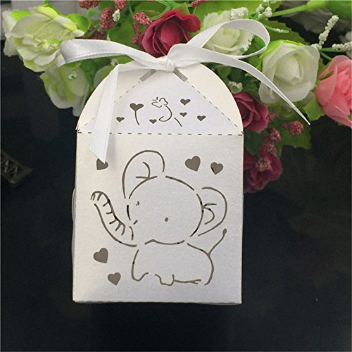 Hoxekle 50Pcs Box Birthday Party Decor Party Supplies Decora