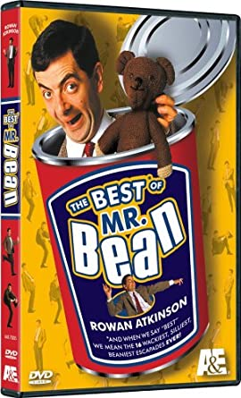 Amazon the best of mr bean rowan atkinson teddy robin the best of mr bean solutioingenieria Image collections