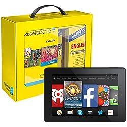 Rosetta Stone English (American) Power Pack and Fire HD 7 Bundle