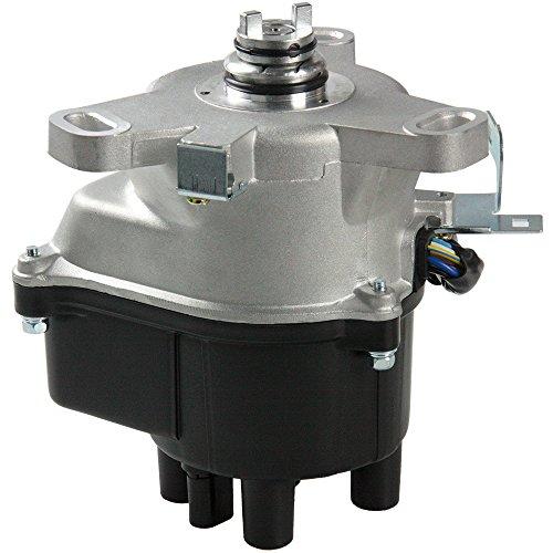 Ignition Distributor for 96-98 Honda Civic 1.6L 96-97 del Sol TEC fit TD80U & TD-98U Acura 1.6L