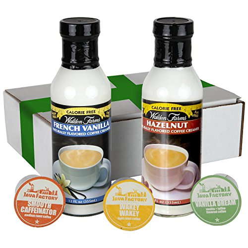 Walden Farms Creamer Vanilla Hazelnut product image