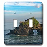 Danita Delimont - Coastlines - Tanah Lot at sunrise. Bali island, Indonesia - Light Switch Covers - double toggle switch (lsp_225824_2)