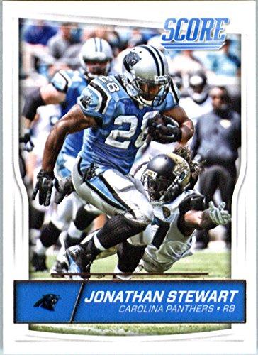 2016 Panini Score Football #44 Jonathan Stewart Carolina Panthers
