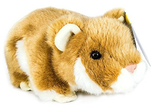 Chippy the Hamster | 7.5 Inch Stuffed Animal Plush Gerbil | By Tiger Tale Toys (Loads Game Super X-heavy)